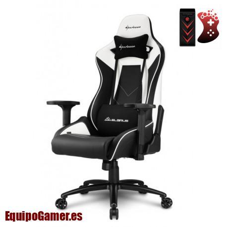 sillas Gaming de Alcampo