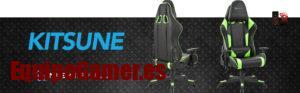 Nuestro Top 5 de sillas Newskill Kitsune para los más exigentes