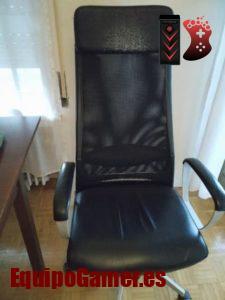 Opiniones acerca de sillas Markus de Ikea