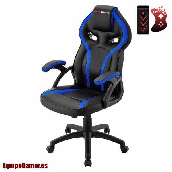sillas MGC2 de Mars Gaming