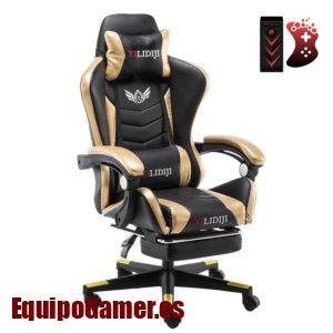 Recopilación de las sillas Gaming de El Corte Inglés con mejores características