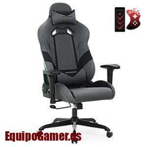 Catálogo de las sillas para videojuegos más vendidas