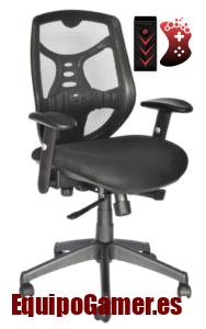 El Top 5 de sillas de oficina de El Corte Inglés con precios sin competencia