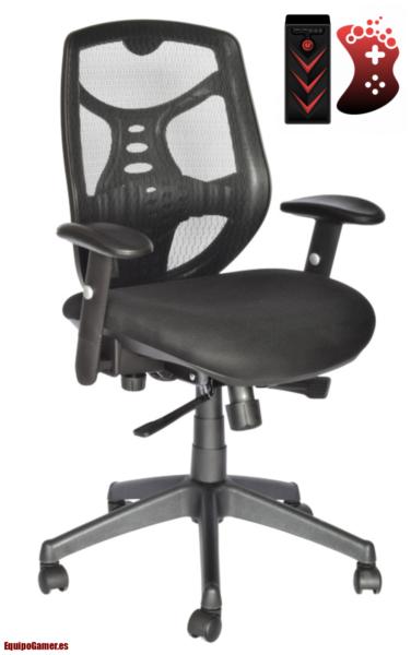 sillas de oficina de El Corte Inglés