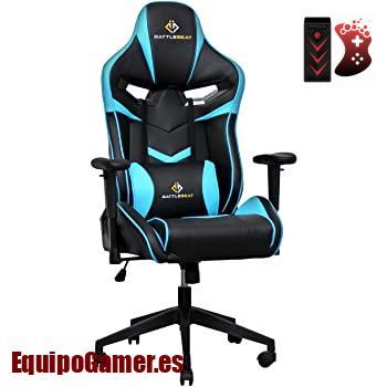 sillas de youtuber