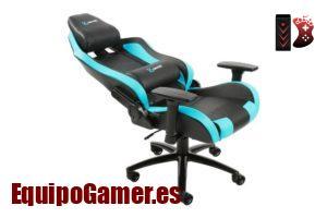 Las mejores sillas Gaming rojas son las Newskill Kitsune