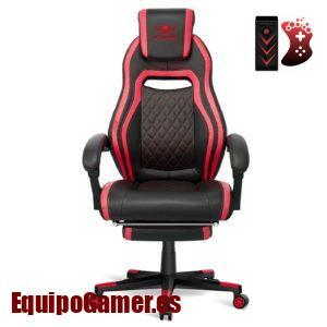 Listado con las sillas Spirit of Gamer más exitosas del año