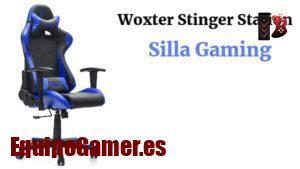 Los mejores precios para sillas Gaming Stinger Station en Woxter