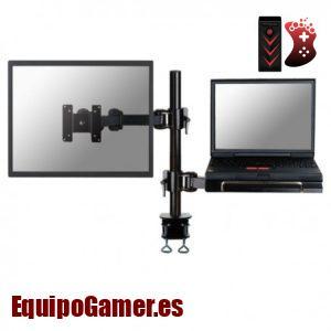 Gama de soportes para monitor de PC con buena relación calidad calidad