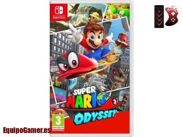 Super Mario Galaxy para Switch