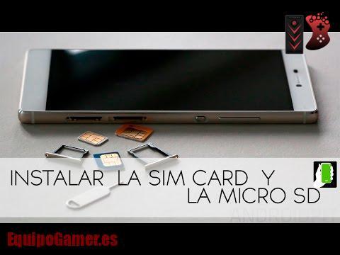 tarjetas de memoria para Huawei P8 Lite