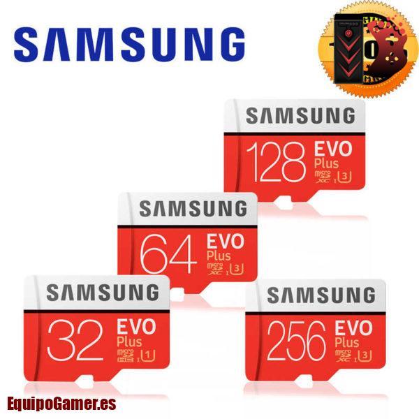 tarjetas de memoria para Samsung J3