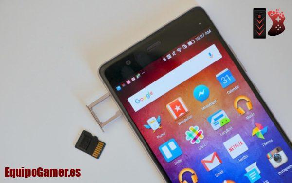 tarjetas de memoria para Huawei P9 Lite