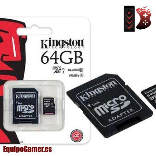 tarjetas de memoria para Samsung J5