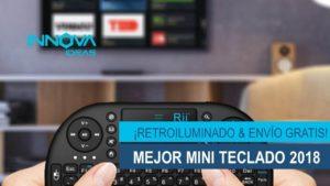 Teclado Inalambrico Para Tv Samsung: La mejor oferta de internet