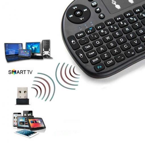 teclado para tv