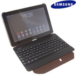 Liquidación de stock de teclado tablet Samsung tab a 10.1