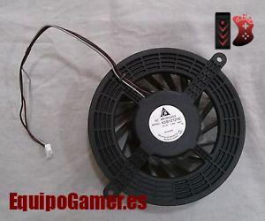Recopilación de ventiladores para PS3 Slim en liquidación