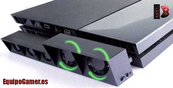 ventiladores para PS4
