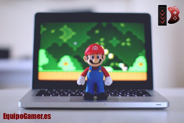 videojuegos-clasicos-ordenador-portatil