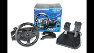El volante t80 ps4 con más ventajas del mercado