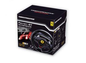 Volante Thrustmaster Ferrari: Hazte con el tuyo
