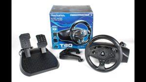 El volante Thrustmaster ps4 más barato del año
