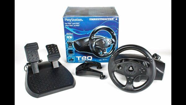 volante Thrustmaster ps4