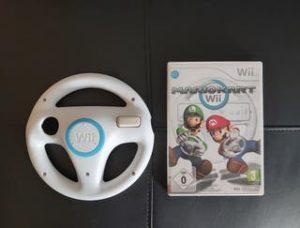 Volante Wii Mario Kart: Justo lo que necesitas