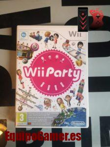 Wii Party PAL, el mejor juego familiar versión europea